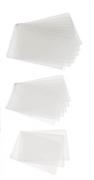 Vrećice za plastificiranje 54 x 86 mm, 125 mic, 100 komada