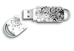 USB stick Integral Xpression Flower black, 32 GB