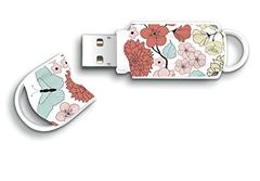 USB stick Integral Xpression Butterfly, 32 GB