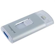 USB stick Integral MoreStor + iPhone/iPad konektor, 128 GB
