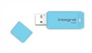 USB stick Integral Pastel (3.0), 64 GB