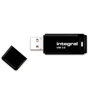 USB stick Integral Black, 128 GB