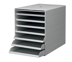 Ladičar Idealbox Plus, sivi