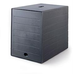 Ladičar Idealbox Plus, crni