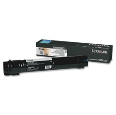 Toner Lexmark X950X2KG (crna), original