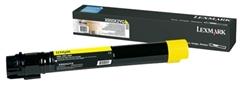 Toner Lexmark X950X2YG (žuta), original