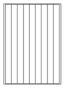Naljepnice S-84, 210 x 99 mm