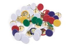 Čavlići za crteže, u boji, 100 kom