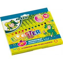 Flomasteri Jolly Booster XL, 14 kom