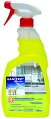 Sredstvo za čišćenje poda Sanitec s raspršivačem 750 ml