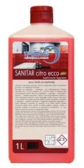 Sredstvo za čišćenje za sanitarije Sanitar Citro Eco, 1 l