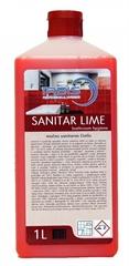 Sredstvo za čišćenje za sanitarije Sanitar Lime (snažno), 1 l
