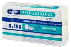Toaletni papir Paloma Soft, 3-slojni, 8 rola