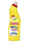 Sredstvo za čišćenje WC školjke Banex gel, 750 ml