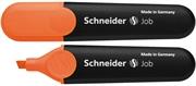 Marker Schneider Fluo Job, naranča