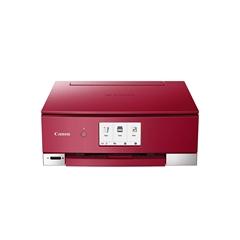 Multifunkcijski uređaj  Canon Pixma TS8252, crvena