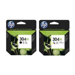 Komplet tinta HP nr.304XL (BK + CMY), original