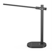 Stolna LED svjetiljka TaoTronics TT-DL31, bežično punjenje, crna