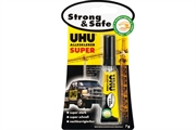 Ljepilo UHU Alleskleber Super strong&safe, 7 g