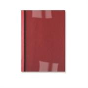 Omoti za termičko uvezivanje, 3 mm, crveni