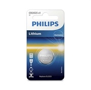 Baterija Philips CR2025, 3V, 1 komad