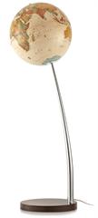 Globus Vertigo Antique, 37 cm, sa svjetlom, engleski