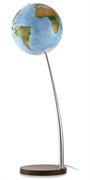 Globus Vertigo Blue, 37 cm, sa svjetlom, engleski