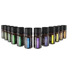 Set eteričnih ulja Anjou, 12 x 5 ml
