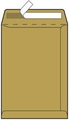 Kuverta vrećica, 310 x 440 mm, smeđa, 100 komada