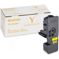 Toner Kyocera Mita TK-5220Y (žuta), original