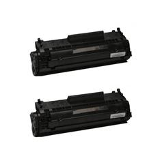 Komplet tonera Canon CRG-703 (7616A005) (crna), dvostruko pakiranje, zamjenski