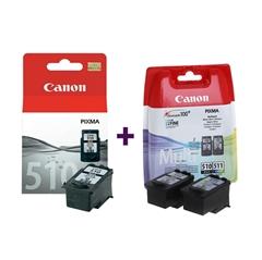 Komplet tinta za Canon 2 x PG-510 + CL-511, original