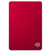 Vanjski disk Seagate Backup Plus, 4 TB, crvena
