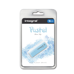USB stick Integral Pastel, 16 GB, blue sky