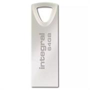USB stick Integral ARC, 64 GB, USB 2.0