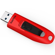 USB stick SanDisk Ultra, 32 GB, crvena