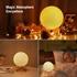 Noćna led svjetiljka TaoTronics TT-SL010, mjesec