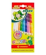 Bojice Jolly Kinderfest Crazy, 12 kom.