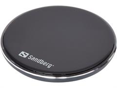 Bežična stanica za punjenje Sandberg QI 10W, aluminij