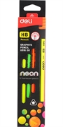 Grafit olovka Deli Neon, HB