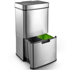 Koš za odvajanje otpada VonHaus, 72 L