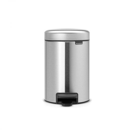 Koš za smeće Brabantia NewIcon, 3 L, mat metalni