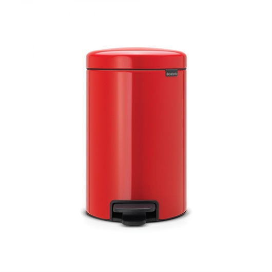 Koš za smeće Brabantia, 12 L, crvena