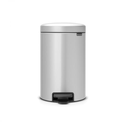 Koš za smeće Brabantia, 12 L, siva