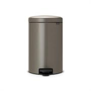 Koš za smeće Brabantia, 20 L, platinum