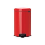 Koš za smeće Brabantia, 20 L, crvena