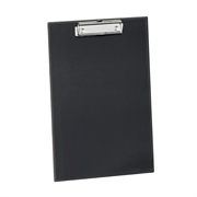 Podloga za pisanje s klipsom Clipboard, crna