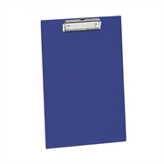 Podloga za pisanje s klipsom Clipboard, plava