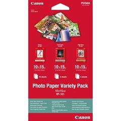Komplet foto papir Canon VP-101, 10 x 15 cm, 20 listova