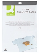 Transfer papir za majice Q-C KF01430, 10 listova